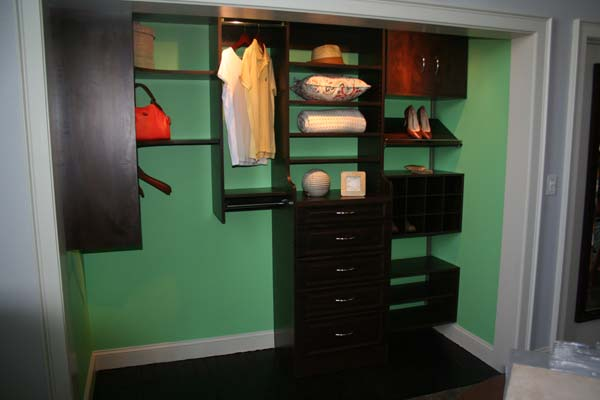 Designing Your Custom Closet